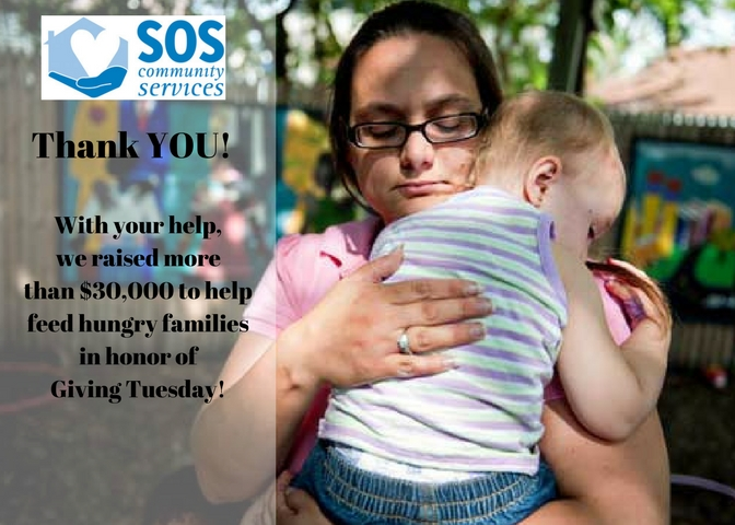 Thank You for Feeding Hungry Families