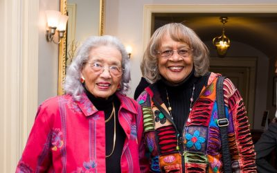 Remembering Emeritus Board President, Letitia Byrd