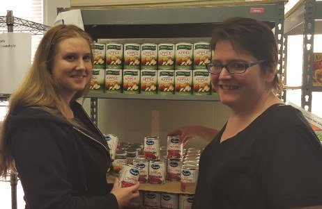 SOS Food Pantry Expands Services