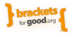 brackets for good logo