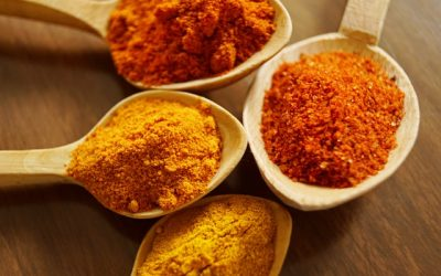 Item of the Month- Spices & Condiments