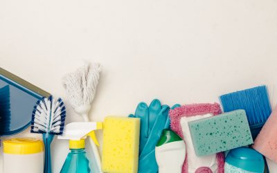 Item of the Month- Cleaning Supplies