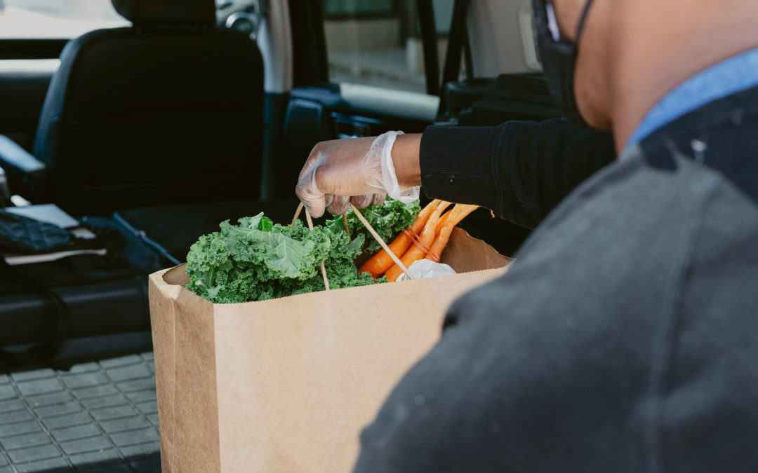 Curbside Pick-Up & Pantry Information