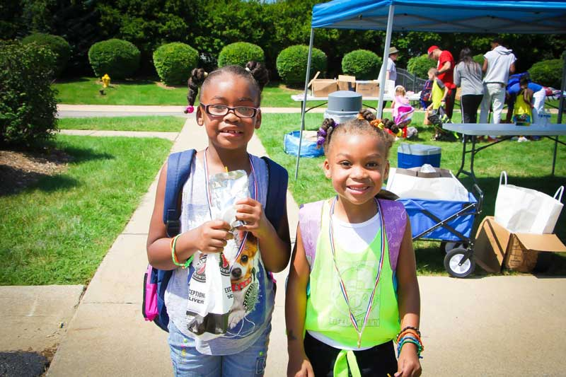 """Summer Games"" for Ypsilanti Kids"